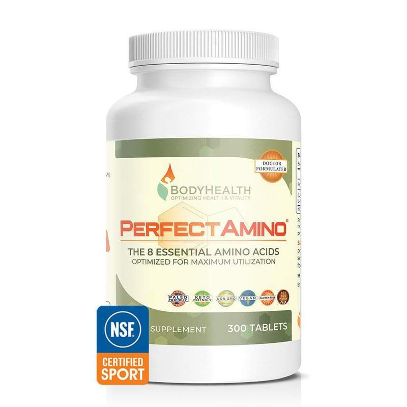 BodyHealth PerfectAmino - Tablets 300ct