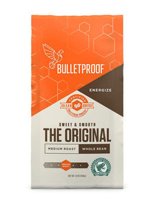 Bulletproof Coffee Original Medium Roast Whole Bean - 12 oz.