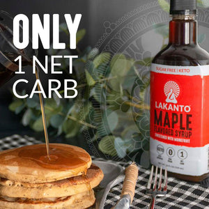 Lakanto Sugar-Free Maple Syrup
