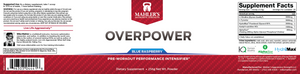Mike Mahler Overpower