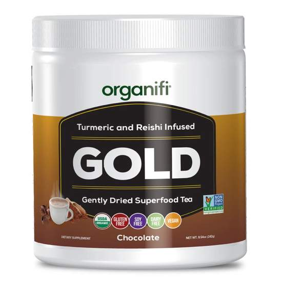 Organifi Gold Chocolate