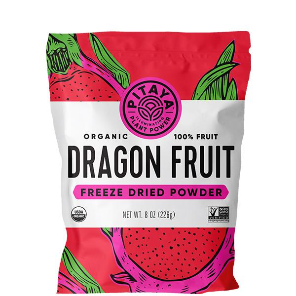 PitayaPlus Dragon Fruit Powder 8 oz