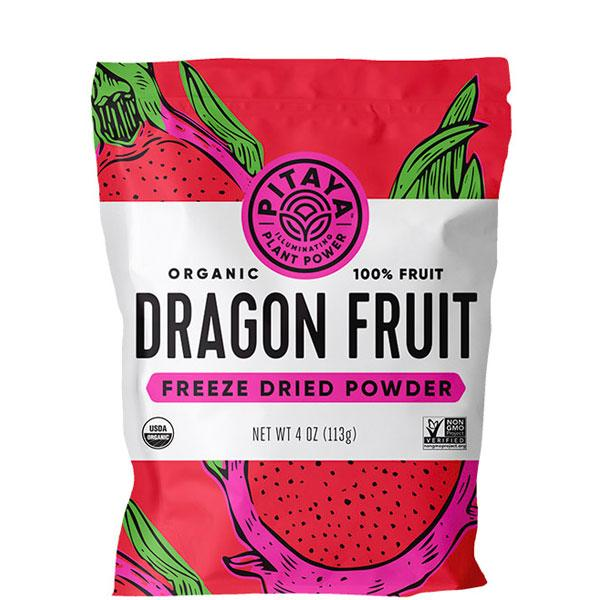 PitayaPlus Dragon Fruit Powder 4 oz