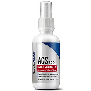 Results RNA ACS Silver Spray 2 oz