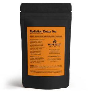 Spirit Healing Radiation Detox Tea