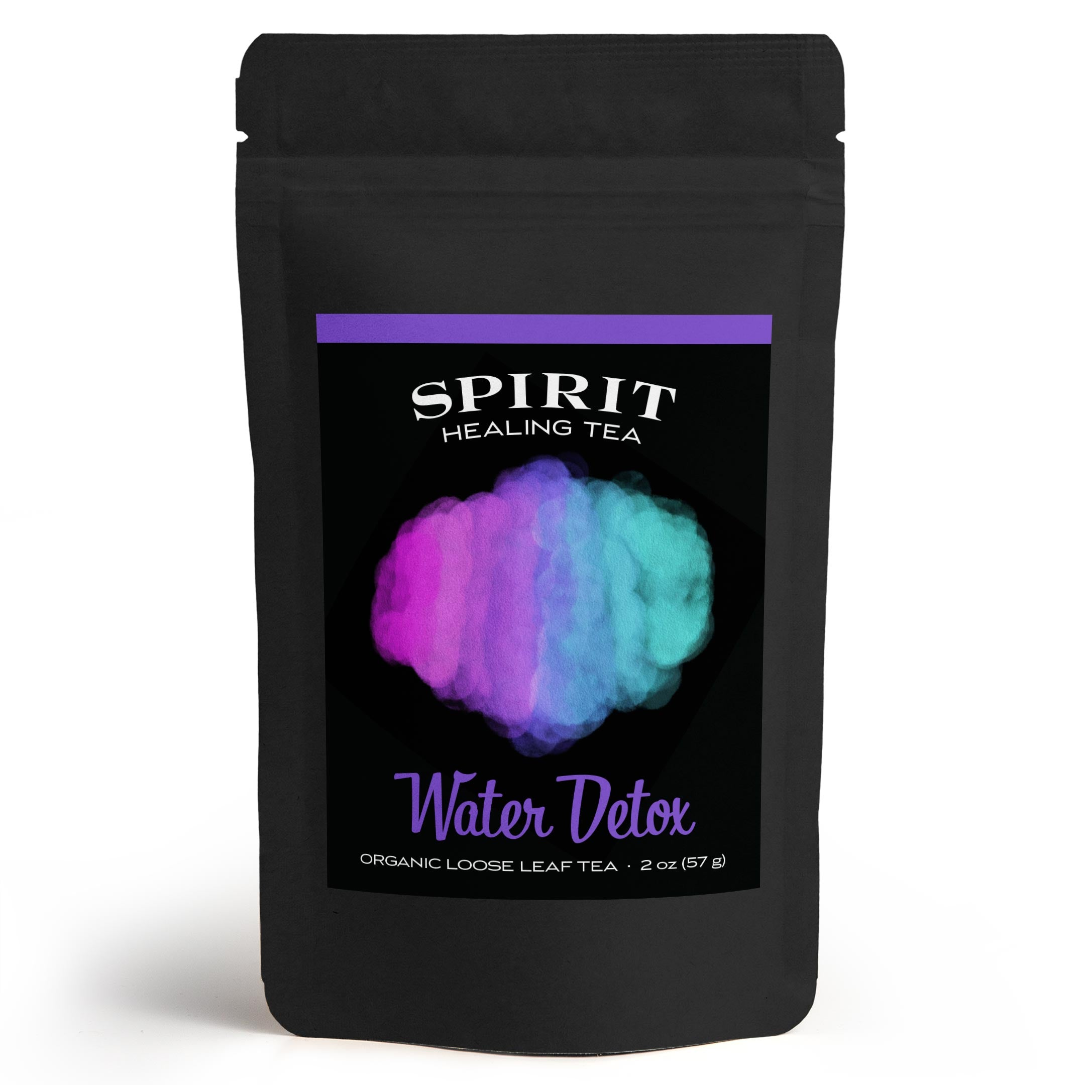 Spirit Healing Water Detox Tea