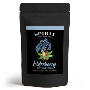 Spirit Healing Elderberry Syrup Kit