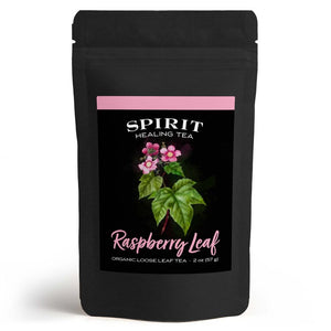 Spirit Healing Raspberry Leaf Tea