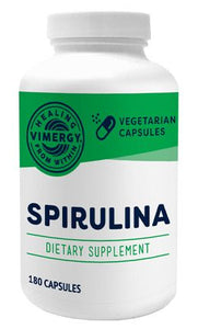 Vimergy USA Grown Spirulina Caps