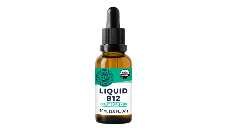 Vimergy Organic B12 30ml