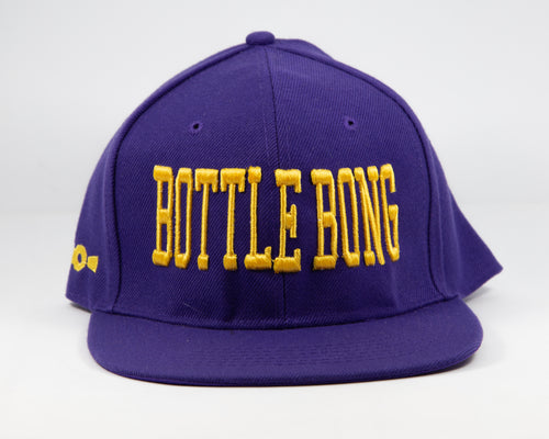 Original Snap Back Hat - Bottle Bong Showtime
