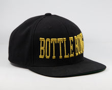 Load image into Gallery viewer, Original Snap Back Hat - Bottle Bong Golden Knight