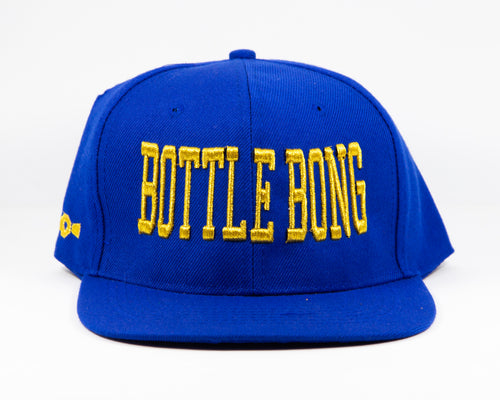 Bottle Bong Ikea Original Snap Back Hat