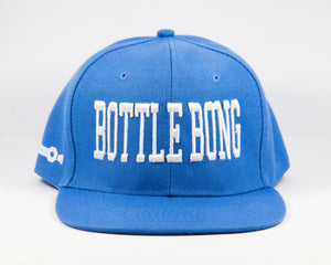 Original Snap Back Hat - Bottle Bong Chapel Chill