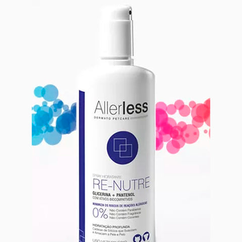 Spray Hidratante Re-Nutre - Allerless