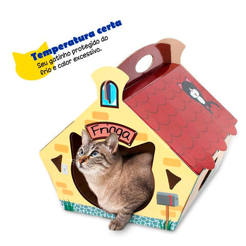 Cat House - Cat My Pet