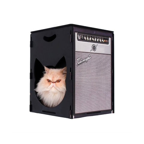 Puff Arranhador Rock Meow - Cat My Pet