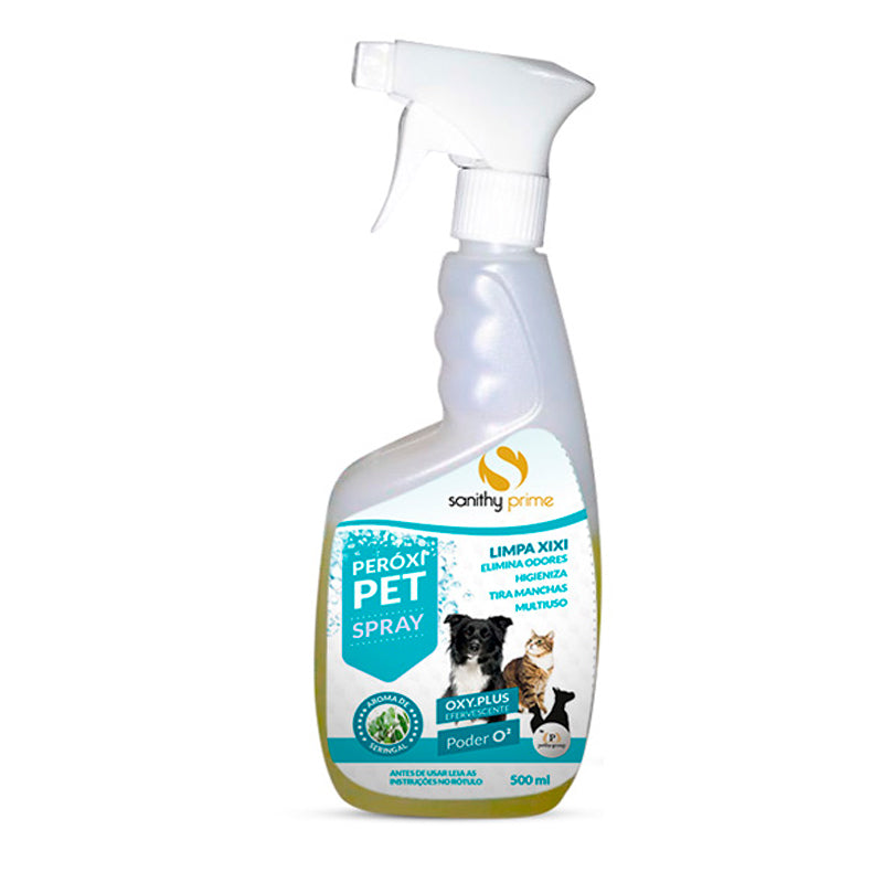Peroxipet Spray Seringal 500ml - Pethy Prime