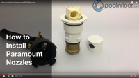 How to install Paramount Nozzles(New Design)