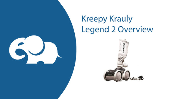 What's up Wednesday: Kreepy Krauly Legend 2 Overview