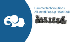HammerTech Solutions' All Metal Pop Up Head Tools