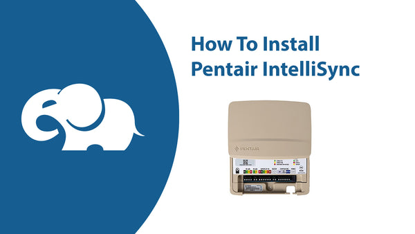 What's up Wednesday: How To Install Pentair IntelliSync