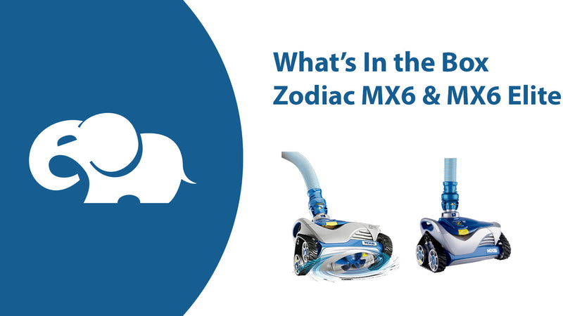 What's in the Box: Zodiac MX6 & MX6 Elite!