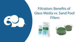 Filtration: Benefits of Glass Media vs. Sand Pool Filters