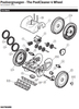 Parts Diagram for Poolvergnuegen 4-Wheel