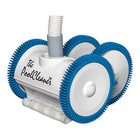 Hayward PoolCleaner by Poolvergnuegen 4-Wheel Suction Side Cleaner