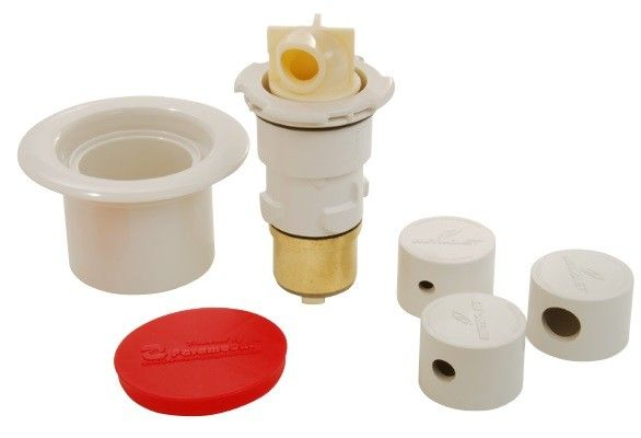 Paramount Pool Valet Retro Single Head Kit (Beige) - ePoolSupply
