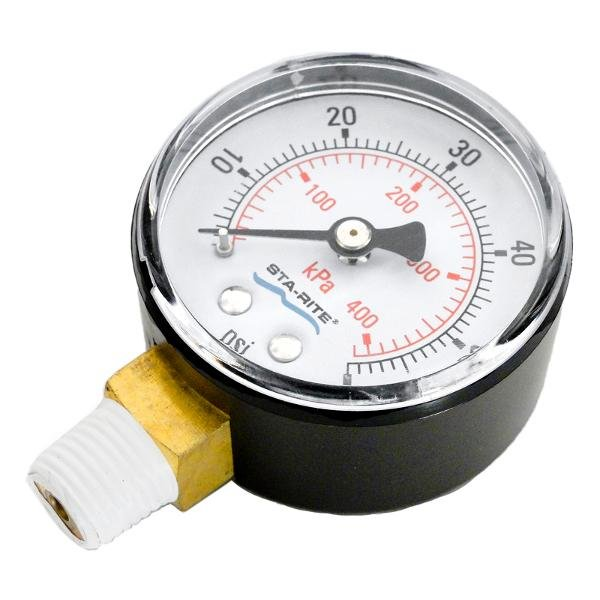 Pentair Kreepy Krauly Legend / Platinum Pressure Gauge - ePoolSupply