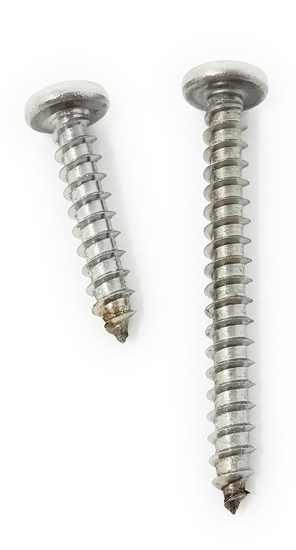 Pentair Kreepy Krauly Great White / Dorado Screw Kit (6 Short, 2 Long) - ePoolSupply