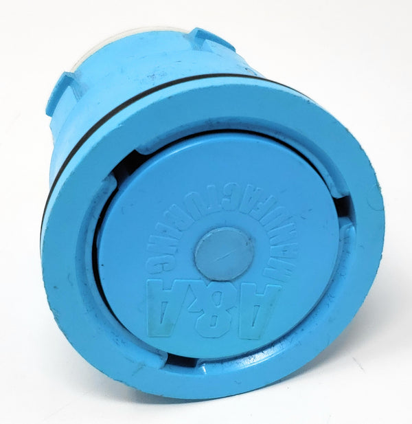 A&A Style 2 High Flow Pop Up Head (Vinyl Blue) - ePoolSupply