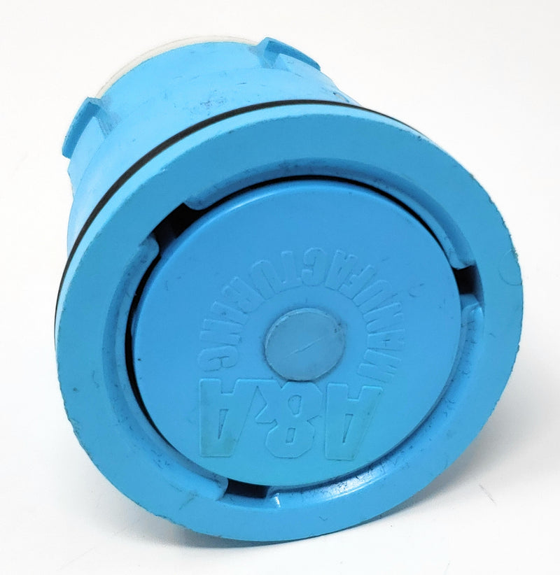 A&A Style 2 Low Flow Pop Up Head (Vinyl Blue) - ePoolSupply