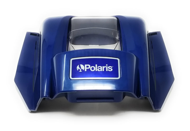 Polaris Quattro Sport Canister Top, Blue - ePoolSupply