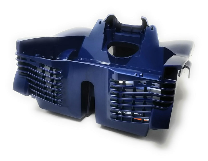 Polaris Quattro Sport Main Housing, Blue - ePoolSupply