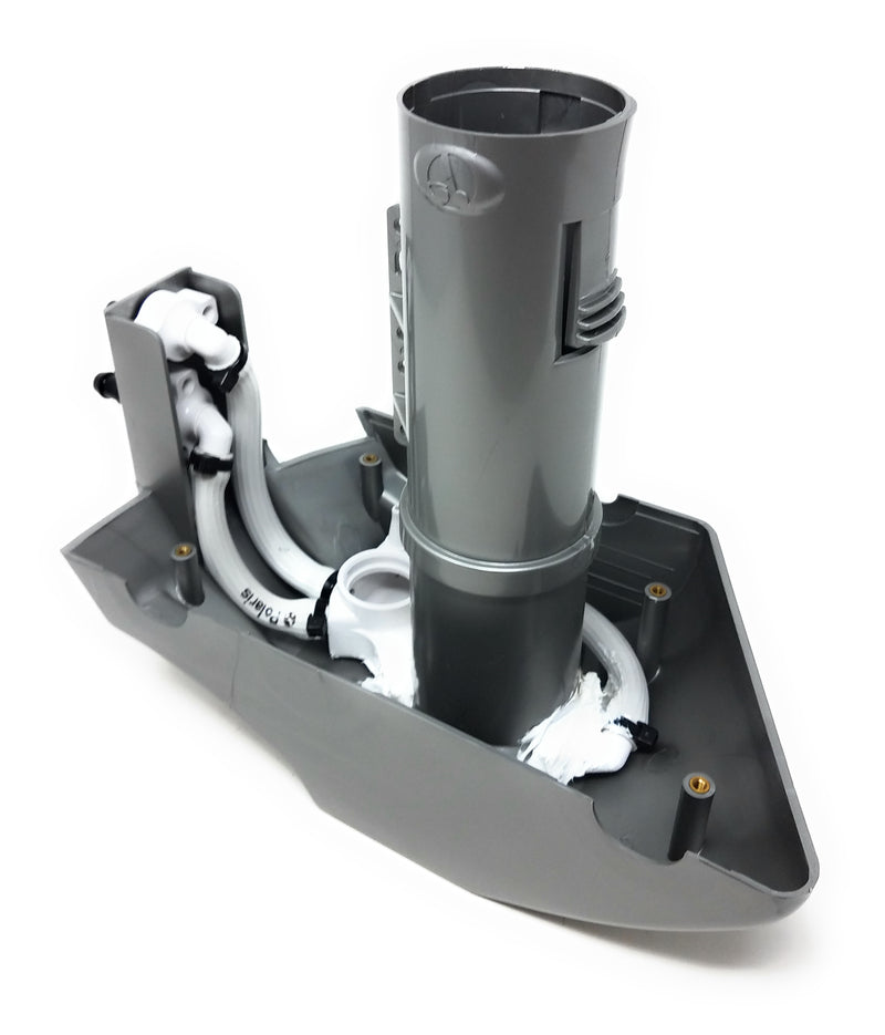 "Polaris ""Trade Grade"" TR36P Pressure Cleaner Water Management Base Assembly Complete, Silver"