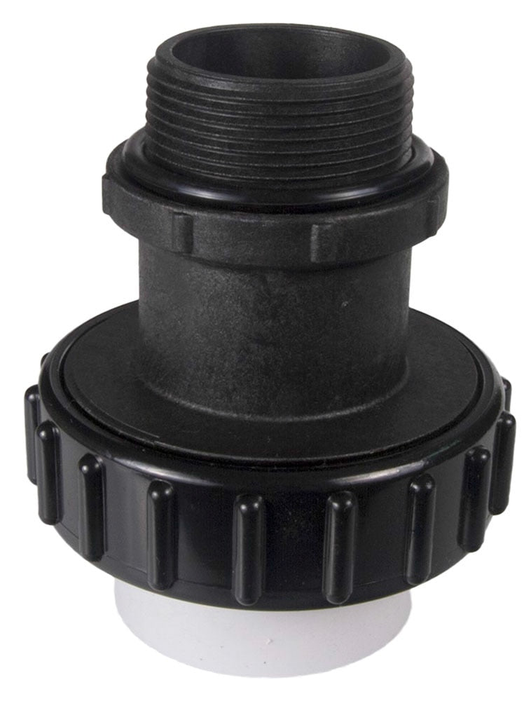 "Custom Molded Products Hi-Temp Threaded Union (1.5""- 1.5"") - ePoolSupply"