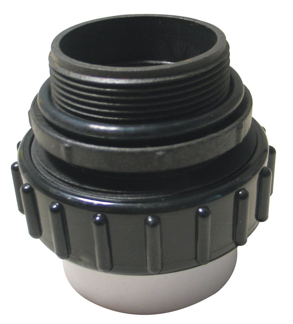 "Custom Molded Products Hi-Temp Threaded Union (2""- 2"") - ePoolSupply"