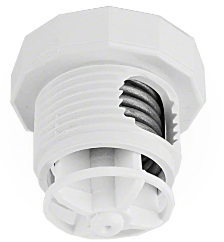 Polaris Vac-Sweep 360  Pressure Relief Valve, White - ePoolSupply