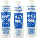 Party Pool Color Additive Blue Lagoon - 3 Pack