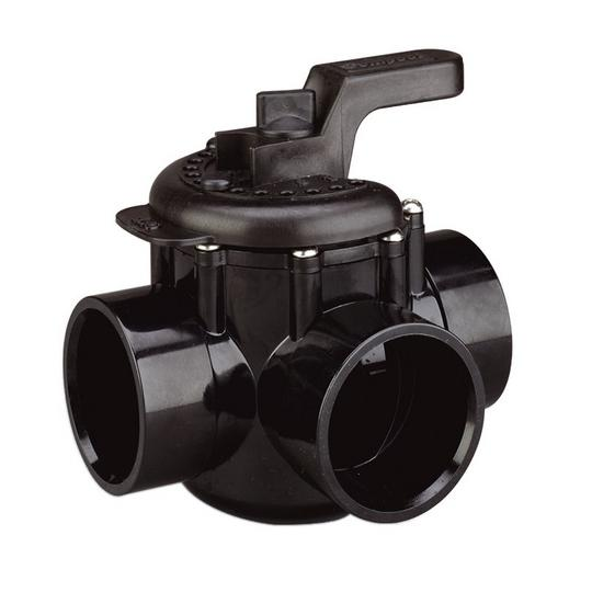 "Pentair  2"" - 2.5"" 3-Port CPVC Diverter Valve"