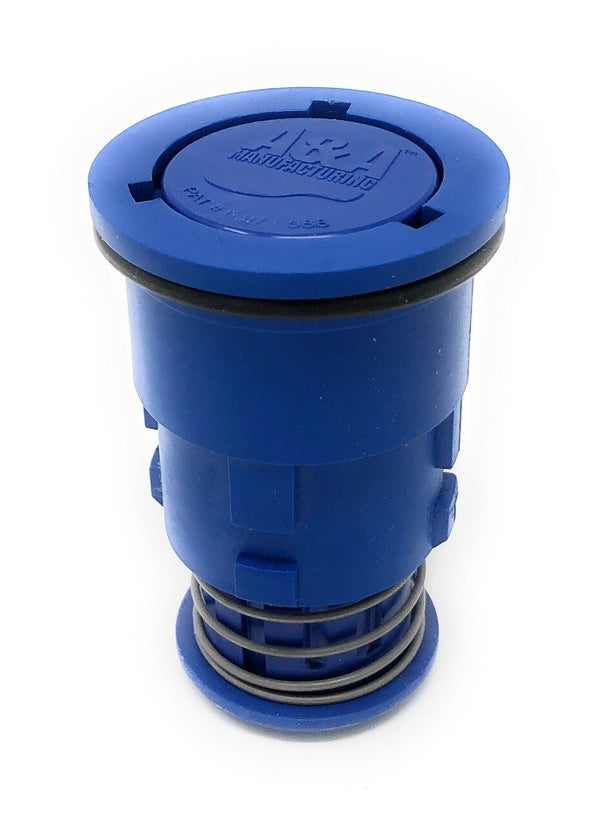 A&A Gamma Series 2 Adjustable Flow Pop Up Head (Dark Blue) - ePoolSupply