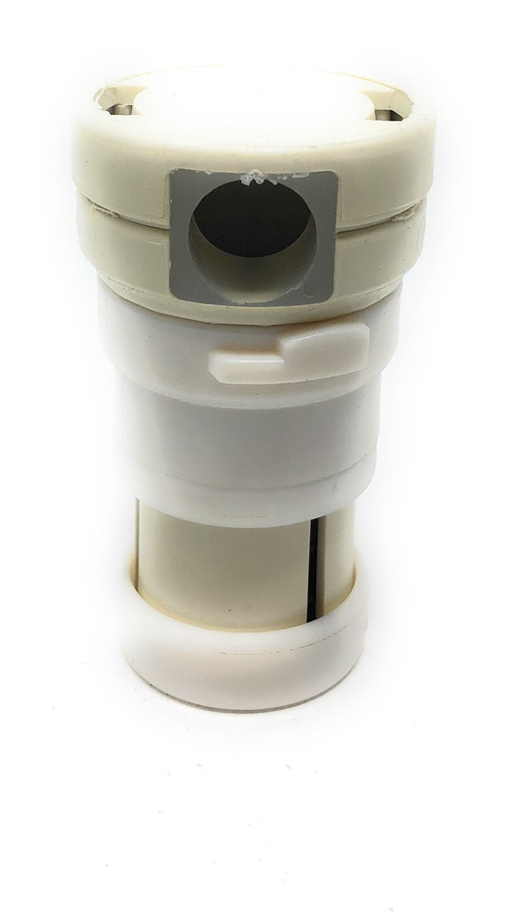 "Caretaker 99 Complete 2"" High Flow Cleaning Head (Light Cream) - ePoolSupply"