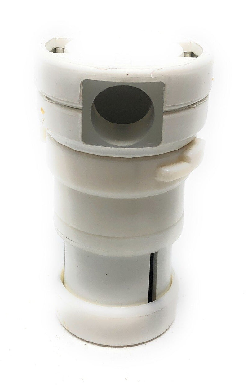 "Caretaker 99 Complete 2"" High Flow Cleaning Head (Bright White) - ePoolSupply"