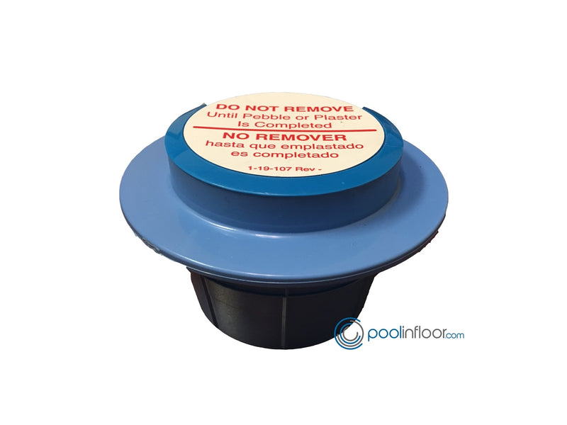 "Caretaker 99 In-Floor Cleaning Head Collar 2.5"" (Carolina Blue) - ePoolSupply"