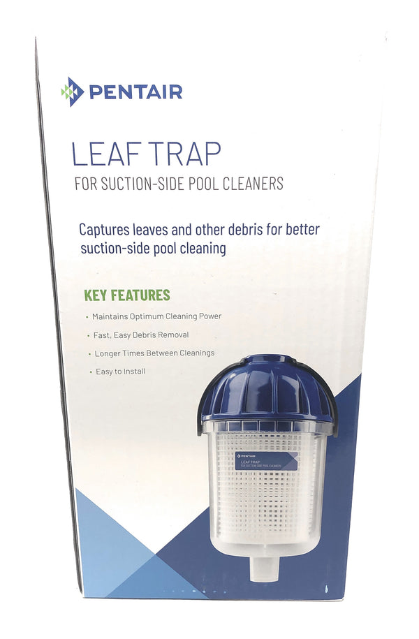Pentair Leaf Trap for Suction-Side Pool Cleaners (2.2L)