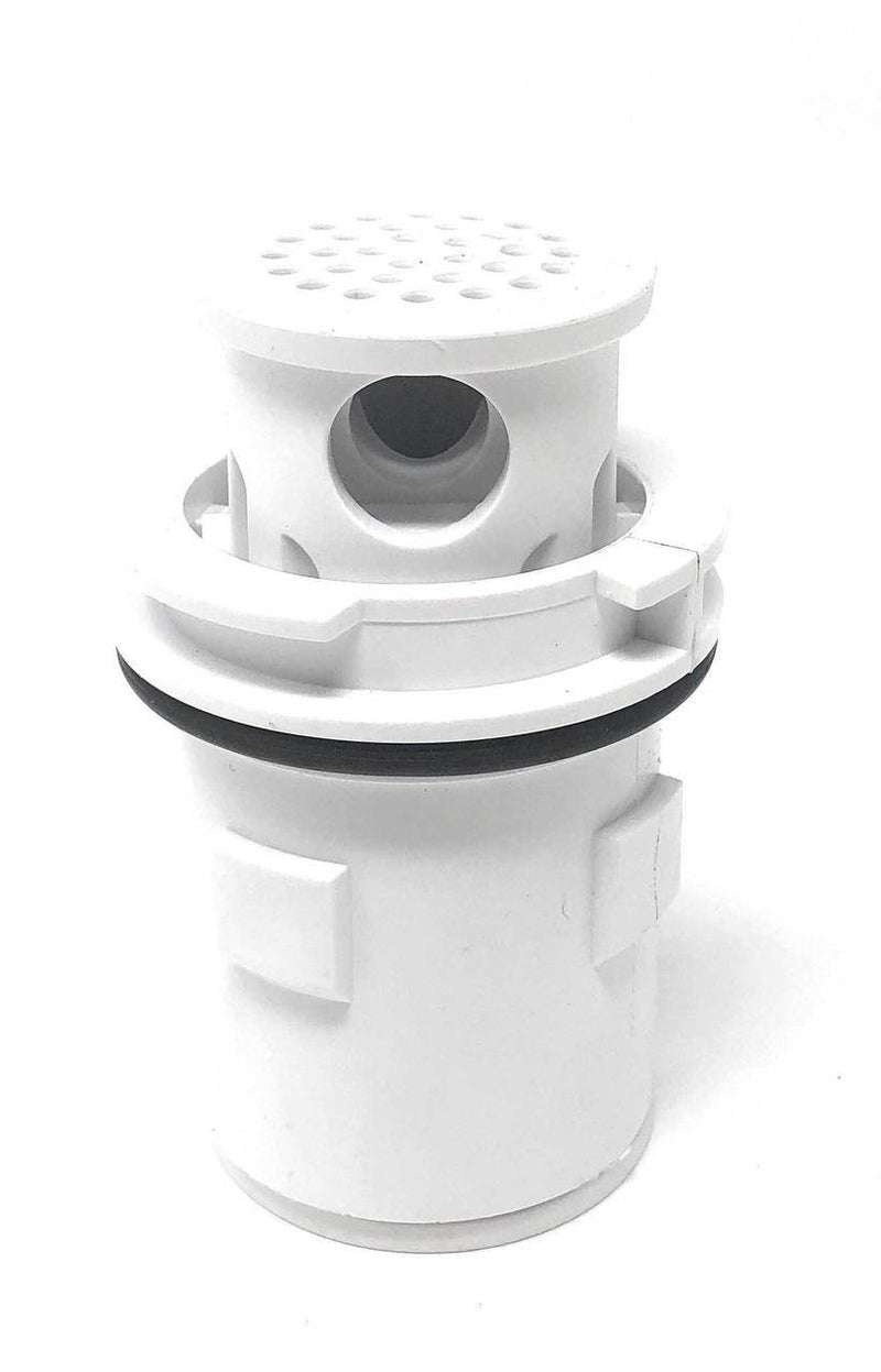 A&A Gamma Series 4 Venturi Pop Up Head (White) - ePoolSupply