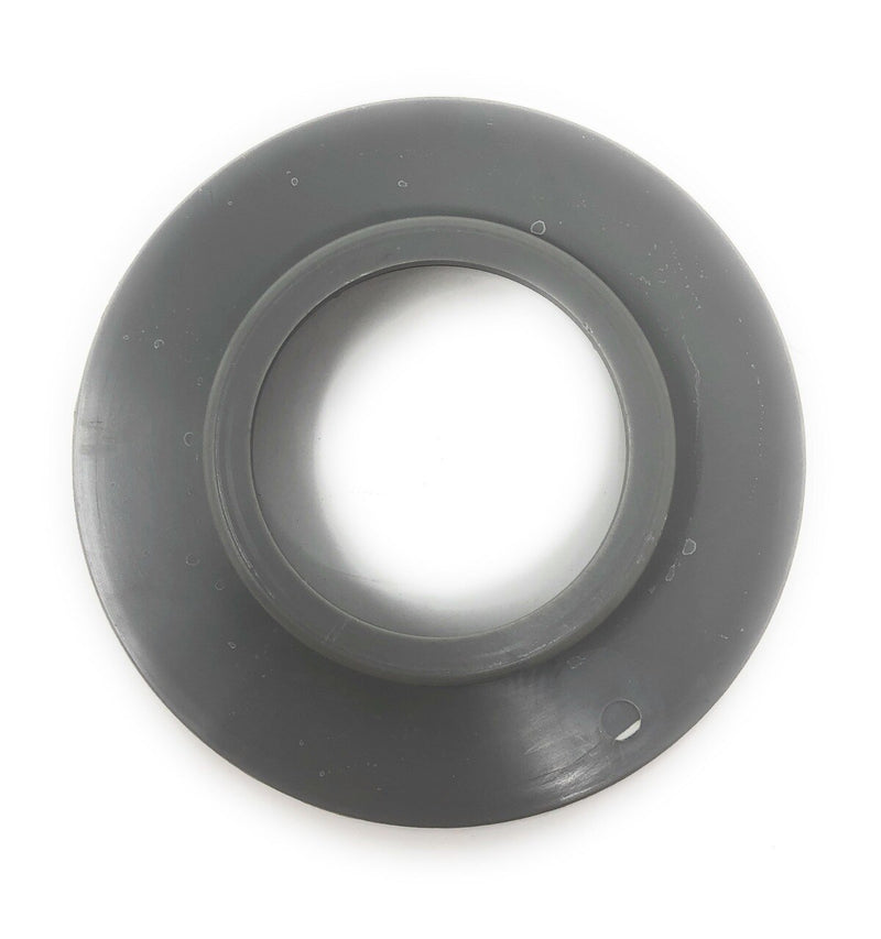 A&A Style 2 Vinyl Collar Top Plate (Light Gray) - ePoolSupply